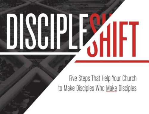 DiscipleShift – The Book