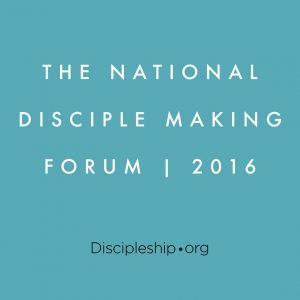 "Forum Audio: Life on Life Ministries, ""Life on Life Missional Discipleship"""