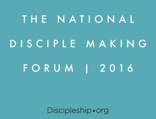 "Forum Audio: Life on Life Ministries, ""Life on Life Missional Discipleship"""