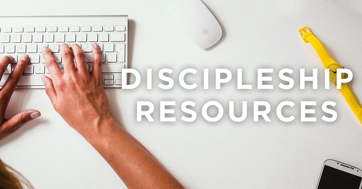 discipleship-resources
