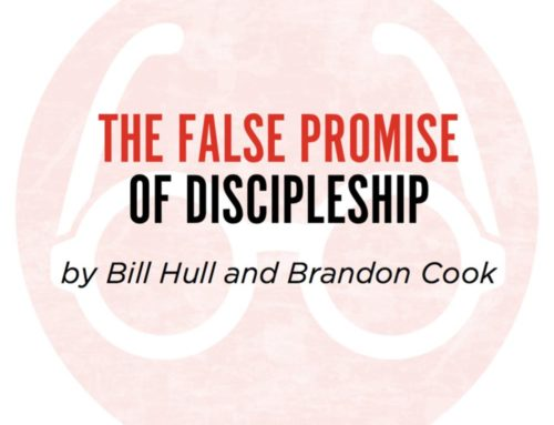 The False Promise of Discipleship: The Human Paradigm