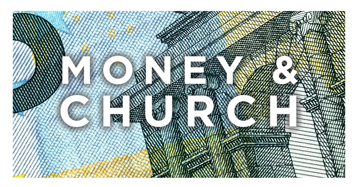 money-and-church