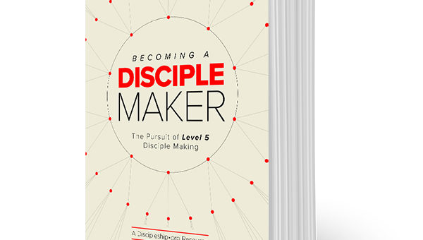 We Can't Be Like Jesus If We're Not Making Disciples