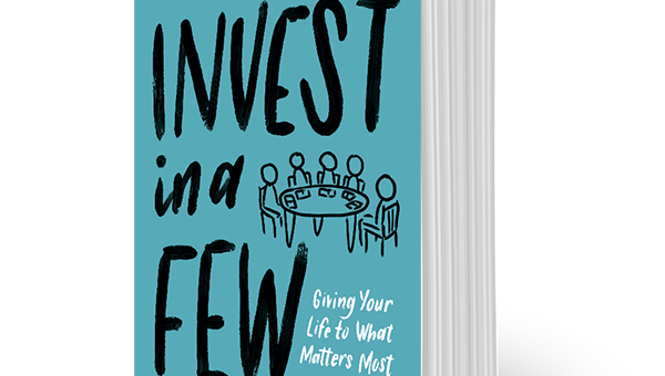 Why I Wrote the eBook, Invest in a Few