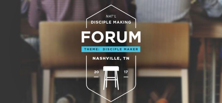 This Year's 14 Tracks with Top Disciple Makers from the USA