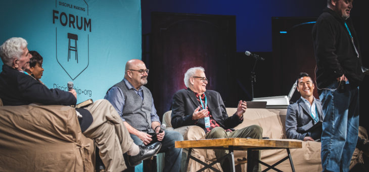 5 Reflections on the National Disciple Making Forum