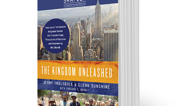 "Download ""The Kingdom Unleashed"" eBook on Prayer and Disciple-Making Movements"