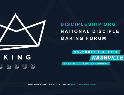 """Post"" Labor Day Sale + Announcing the full Disciple Making Forum 2019 agenda"