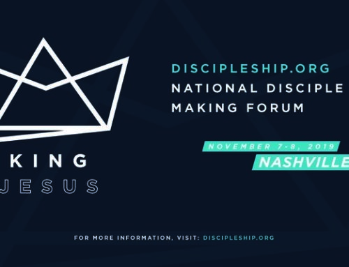 "Weekly Update: Bill Hull on ""Why I Partner with Discipleship.org"""