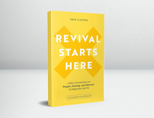 New Book on Fasting and Prayer: Revival Starts Here