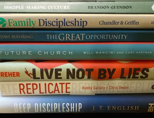 The Top 10 Disciple Making Books of 2020 to Read in 2021