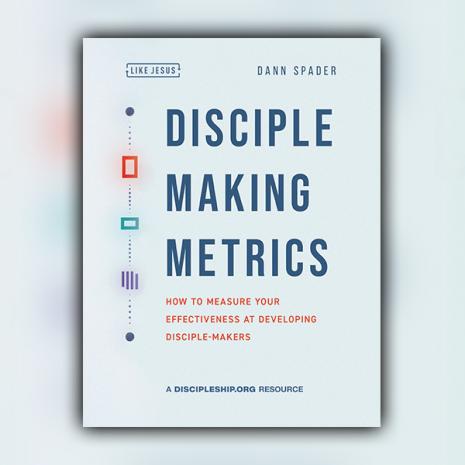 Disciple-Making-Metrics