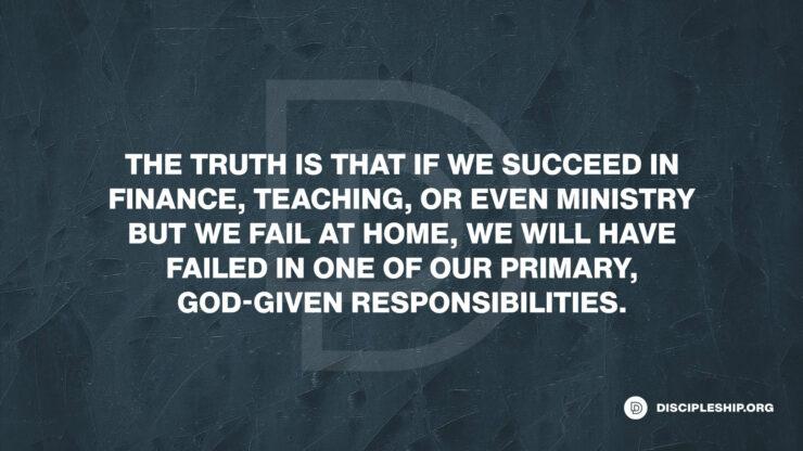 Family Discipleship: Jason Houser