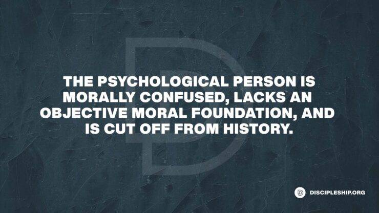 Discipling the Psychological Person
